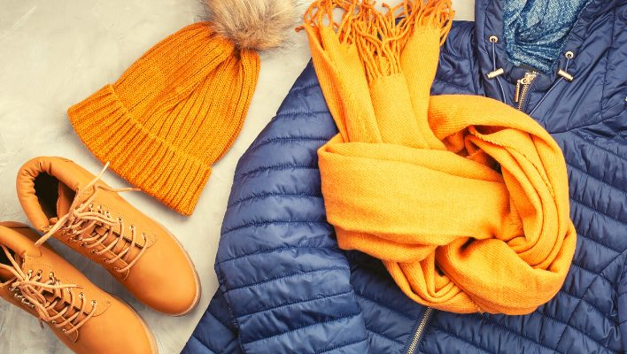 Winter clothing guide