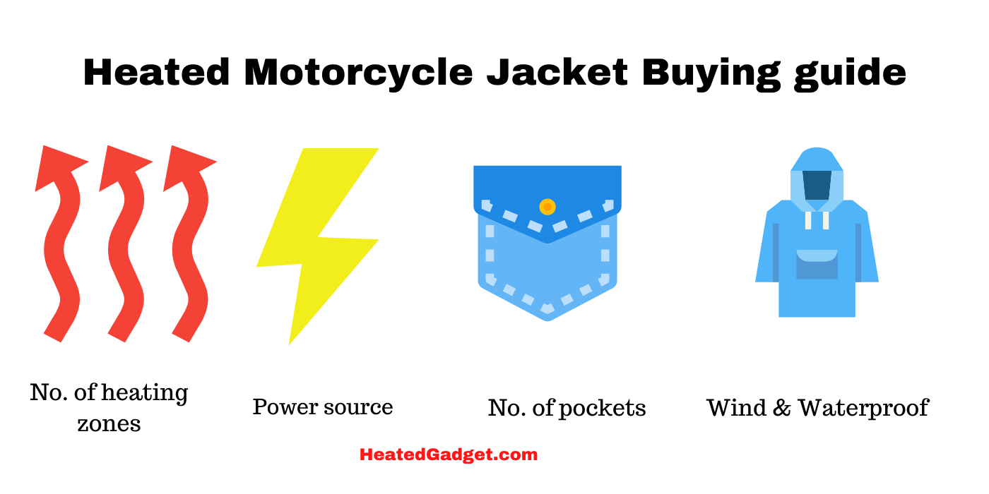 best heated motorcycle jacket buying guide