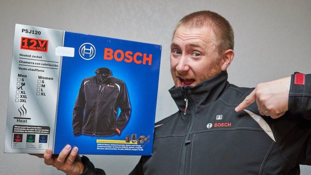 Bosch heated jackets reviews