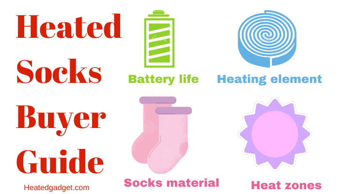 Heated socks buying guide