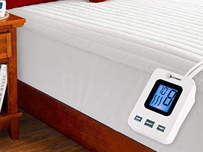 are heated mattress pads safe