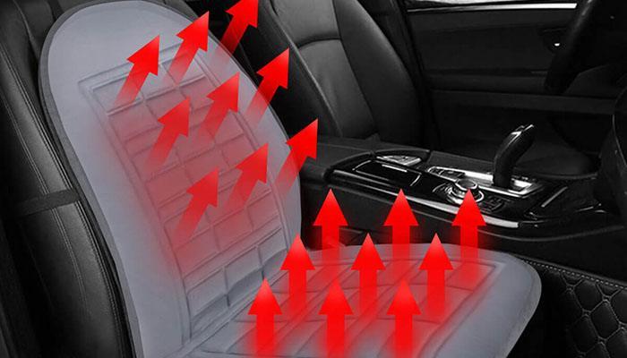 How do heated seats work