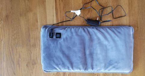 BRIGENIUS Far Infrared Electric Heating Pad for cramps