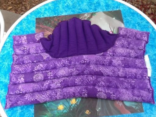 Nature Creation Heating pad for Neck and Shoulders