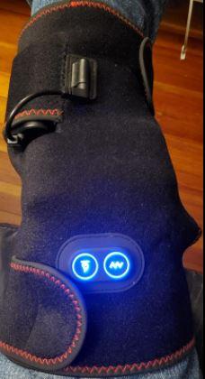 healpark Heated Knee Brace Wrap