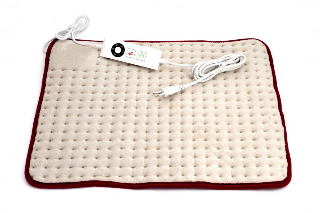 Heating pad for women
