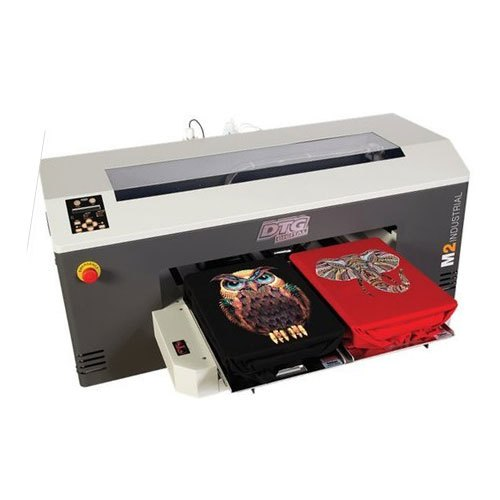 Direct to Garments DTG machine