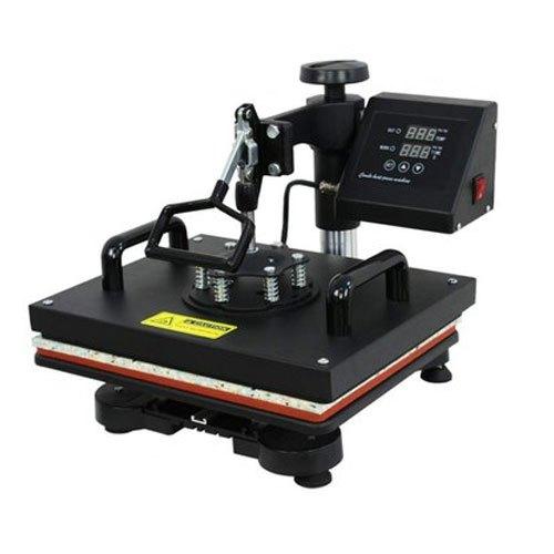 A heat press machine