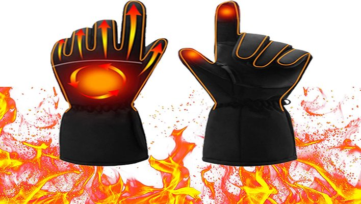 Hestra heated gloves review