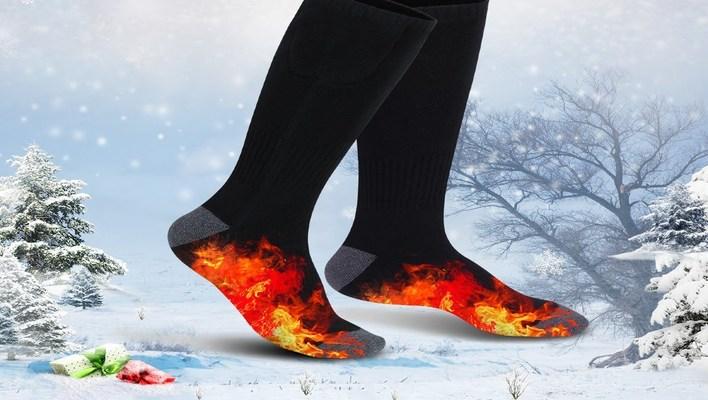 Lenz heated socks review