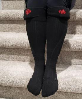 Lenz heated socks reviews