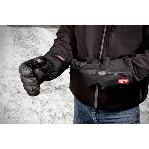 milwaukee heated gloves outdoor experience