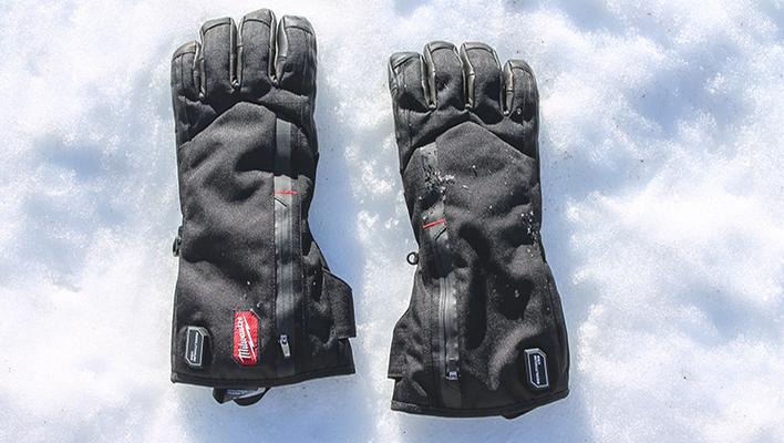 milwaukee heated gloves reviews